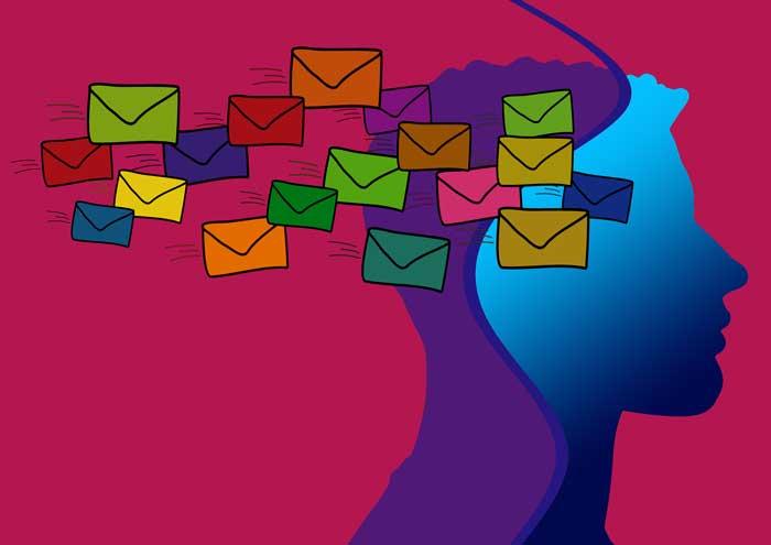عدم ارتباط موثر با کاربران از دلایل اسپم شدن ایمیل