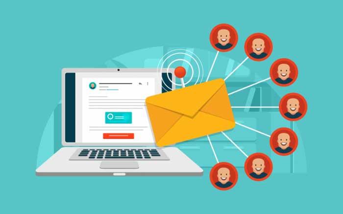 ایمیل مارکتینگ در افزایش فروش اینترنتی