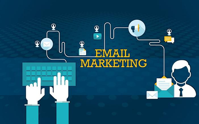 ایمیل مارکتینگ از زیرشاخه های دیجیتال مارکتینگ