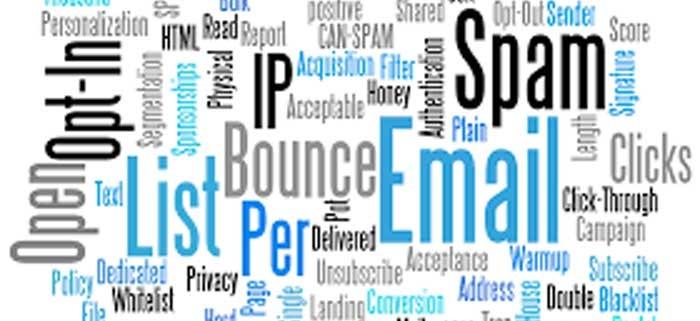 اصطلاحات رایج در ایمیل مارکتینگ