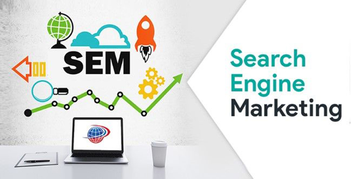 بازاریابی توسط موتورهای جستجو (SEM)
