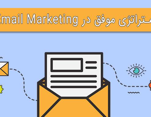 استراتژی موفق در ایمیل مارکتینگ