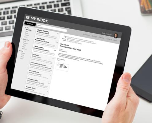 ساخت و طراحی قالب HTML رایگان ایمیل