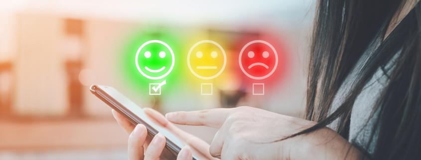سنجش میزان رضایت مشتری با استفاده از ایمیل