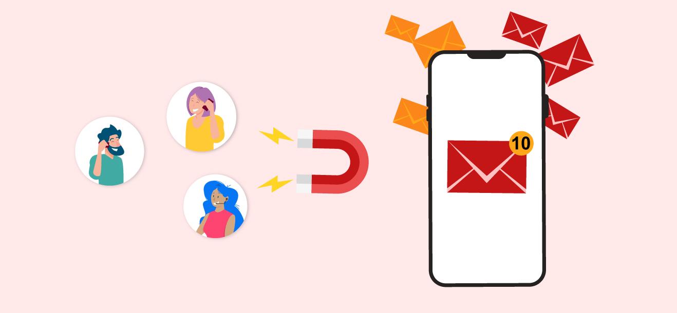 دسترسی به کاربران با پیامک